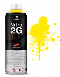 MTN Nitro 2G 500ml Light Yellow