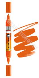 Molotow Acrylic Twin Dare Orange