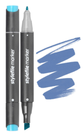 Stylefile Marker  Prussian Blue