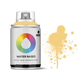 MTN Waterbased 100ml  Napels Yellow