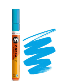 Molotow 227HS Shock Blue Middle
