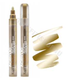 Montana Acrylic Marker  2mm Gold Matt