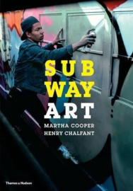 Boek Subway Art Martha Cooper