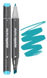 Stylefile Marker  Peacock Green