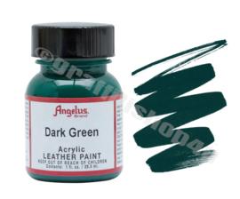 Angelus Leerverf 29ml  Dark Green