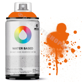 MTN Water Based 300ml Azo Orange
