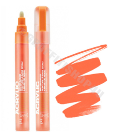 Montana Acrylic Marker  2mm F2000 Power Orange