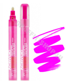 Montana Acrylic Marker  2mm F4000 Gleaming Pink