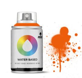 MTN Waterbased 100ml Azo Orange