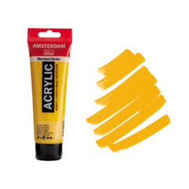 Amsterdam Acryl 120ml Azo Yellow Deep