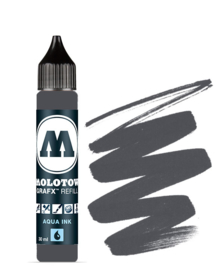 Aqua Ink Refill Neutralgrau 01