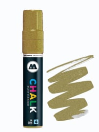 Molotow Chalk Marker 15mm Gold