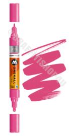 Molotow Acrylic Twin Neon Pink