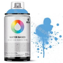MTN Water Based 300ml Primary Blue Pale