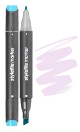 Stylefile Marker  Pale Blue Violet