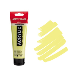 Amsterdam Acryl 20ml Nickel Titanium Yellow