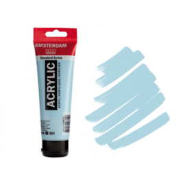 Amsterdam Acryl 120ml Sky Blue Light
