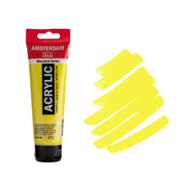 Amsterdam Acryl 120ml Transparant Yellow Medium