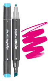 Stylefile Marker  Vivid Reddish Purple