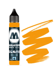 Aqua Ink Refill Orange