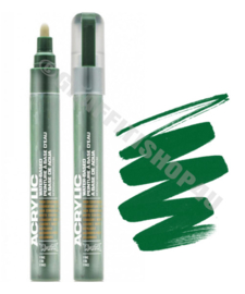 Montana Acrylic Marker  2mm SH6010 Green Dark