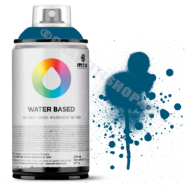 MTN Water Based 300ml Blue Green Dark