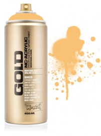 Montana Gold  Creme Orange