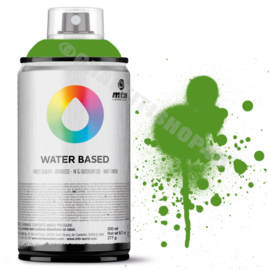 MTN Water Based 300ml Brilliant Yellow Green Deep