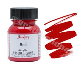 Angelus Leerverf 29ml Red