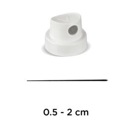 Molotow Super Skinny White/Grey