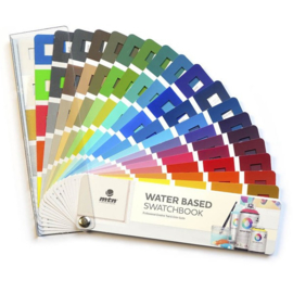 MTN Swatchbook Colorchart Waterbased