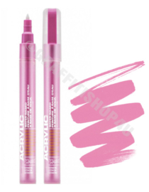 Montana Acrylic Marker 0,7mm Shock Pink Light