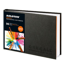 Molotow Professional Sketchbook A5 Landscape