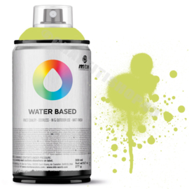 MTN Water Based 300ml Brilliant Yellow Green