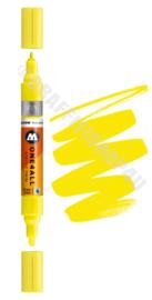 Molotow Acrylic Twin Neon Yellow