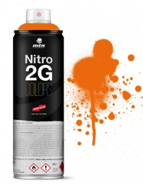 MTN Nitro 2G 500ml Orange