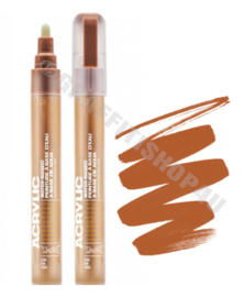 Montana Acrylic Marker  2mm SH8000 Brown Light