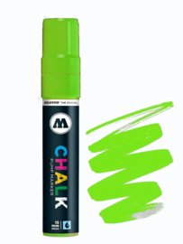 Molotow Chalk Marker 15mm Neon Green