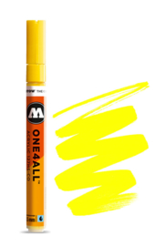 Molotow 127HS-CO  Neon Yellow Fluorescent