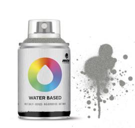 MTN Waterbased 100ml  Silver