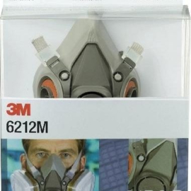 3M Halfgelaatsmasker A1-P2 Starterskit