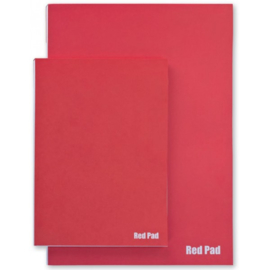 Ami Red Pad A4