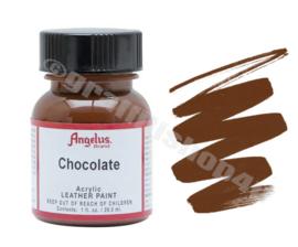 Angelus Leerverf 29ml Chocolate