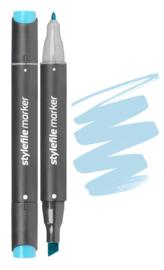 Stylefile Marker  Pastel Blue