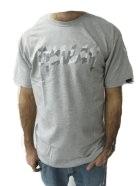 Ironlak T-shirt Science Grey