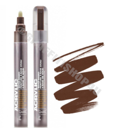 Montana Acrylic Marker  2mm SH8010 Brown