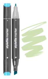 Stylefile Marker  Pale Green