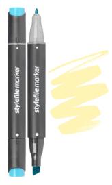 Stylefile Marker Barium Yellow