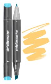 Stylefile Marker  Yellow