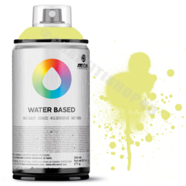 MTN Water Based 300ml Brilliant Yellow Green Light